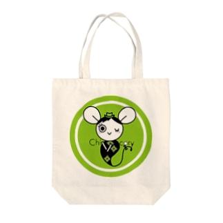 ハーブおばけ(チコリ) Tote bags