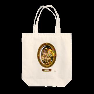 ∞Secret Crystal Garden∞の妖精入り琥珀 Tote bags