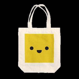 shimojuのきいろいやつ Tote bags