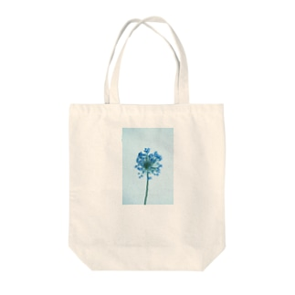 Blue Perfume TEE Tote bags