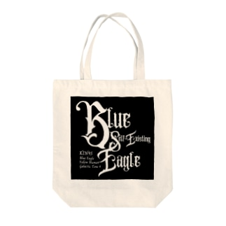 KIN95青い自己存在の鷲 Tote Bag