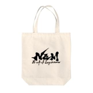 #NEM  Black トートバッグ
