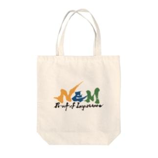 #NEM  3colors トートバッグ