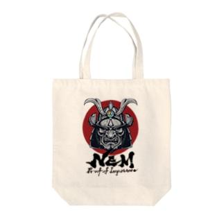 #NEM XEMURAI JAPAN Tote bags