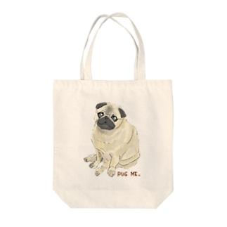 パグ ME🌸 Tote bags
