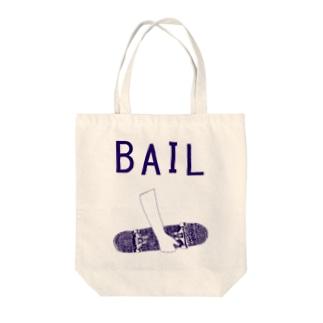 BAIL Tote bags