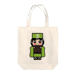 キッズモード某のお茶子ちゃん Tote bags