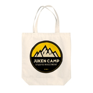【投資バージョン】JUKEN CAMP 公式トートバッグ Tote bags
