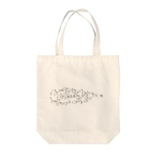 コメット☆ Tote bags