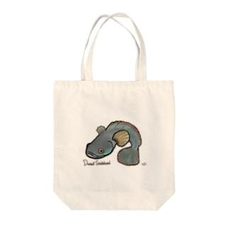 ドワーフスネークヘッド Tote bags