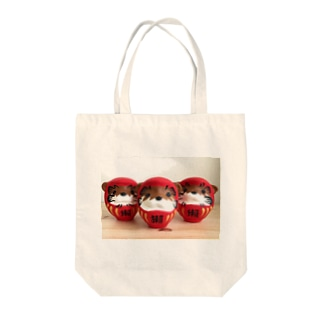 USODARUMA Tote bags