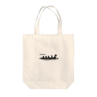 開拓者たち Tote bags