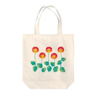 Flowers Tote bags