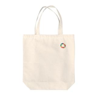 SDGs Round Tote bags
