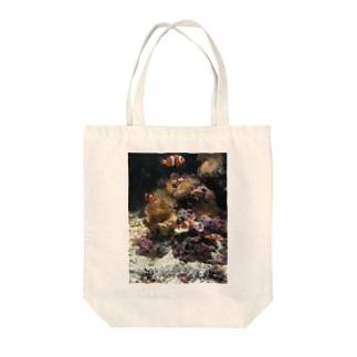 おさかな天国 Tote bags
