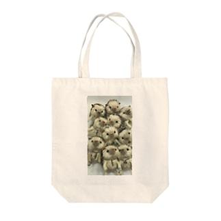 ハリネズミワールド Tote Bag