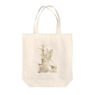 夏の思い出(^^) シリーズ1 Tote bags