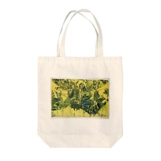 動物達~銅版画シリーズ1 Tote bags
