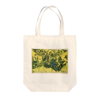 ここだけの銅版画SHOPの動物達~銅版画シリーズ1 Tote bags