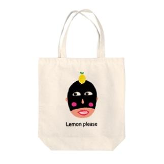 レモン大好き♡ Tote bags