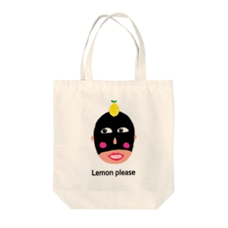 Bush615のレモン大好き♡ Tote bags