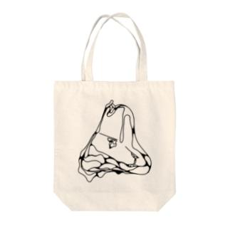 Jito-muri Tote bags