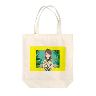 夏 Tote Bag
