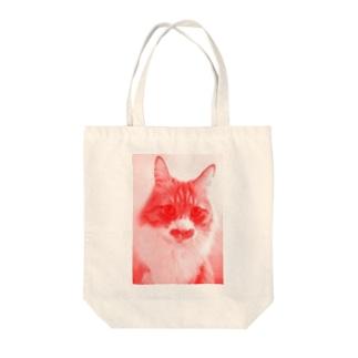 活版印刷宇風いなり Tote bags