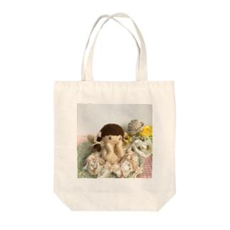 Waku Waku Tote bags