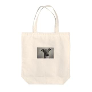 イタグレ Tote bags