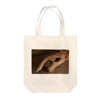 自然木アート Tote bags