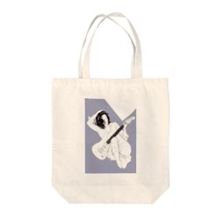 アンニュイストラトトートバッグ Tote bags