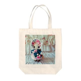 薔薇姫さまとお出かけ Tote bags