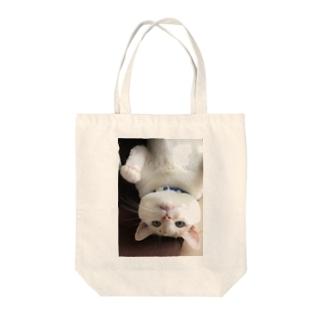 猫ちゃん Tote bags