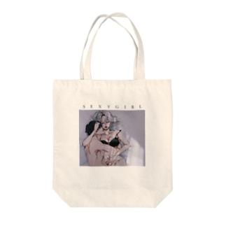 SEXYGIRL Tote bags
