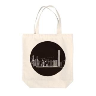 HongKong夜景 Tote bags