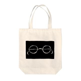 glasses トートバッグ