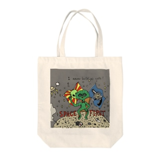 宇宙国家 Tote bags