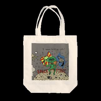 taro_yotaroの宇宙国家 Tote bags