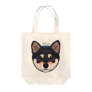 Kuroshiba-001 Tote bags