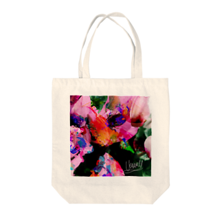 mowayのvivit Tote bags