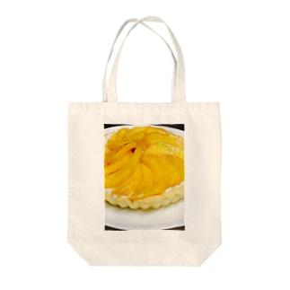 マンゴータルト(ヨーグルトクリーム) Tote bags