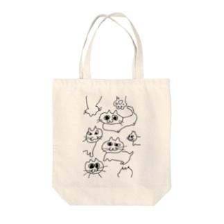 えだもものnekoneko!(グッズ) Tote bags