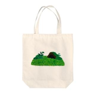 苔リウムトート Tote bags