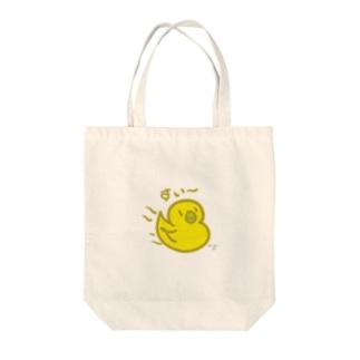 すい~ Tote bags