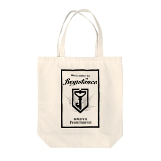 【Order】Resistance from Ingress Tote bags