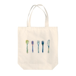 カトラリー Tote Bag