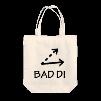 クロマキバレットのBAD DI Tote bags