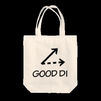 クロマキバレットのGOOD DI Tote bags