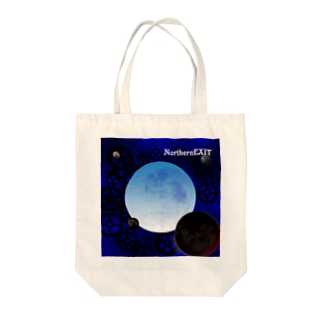 icePLANET allVIEW Tote bags